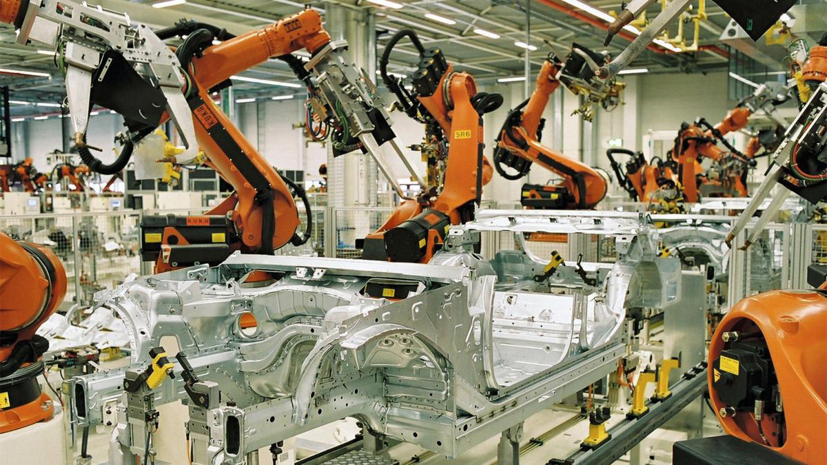 BMW Werk Leipzig / Wikimedia Commons