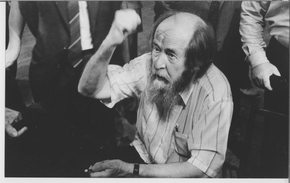 Как Солженицын врал в своих произведениях на примере одного рассказа