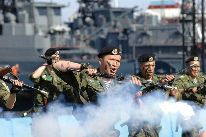 Как русский экспедиционный корпус атакует Великобританию