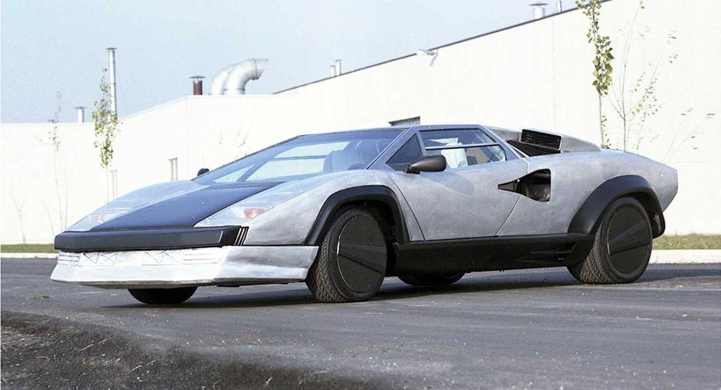 Прототип Lamborghini Countach Evoluzione 1987 г проложил путь современным гиперкарам Автомобили