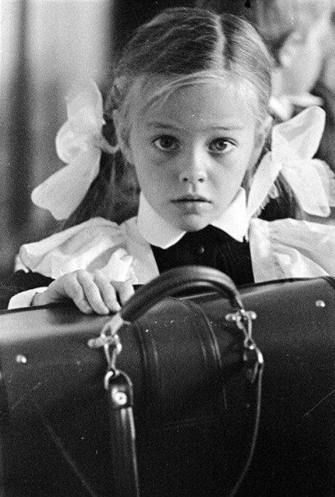 Первоклашка, 1973 год СССР, детство, ностальгия, подборка
