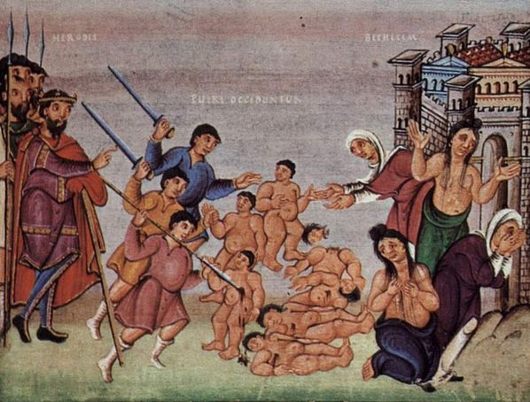 Народные приметы на 11 января – Страшной день, День избиения младенцев