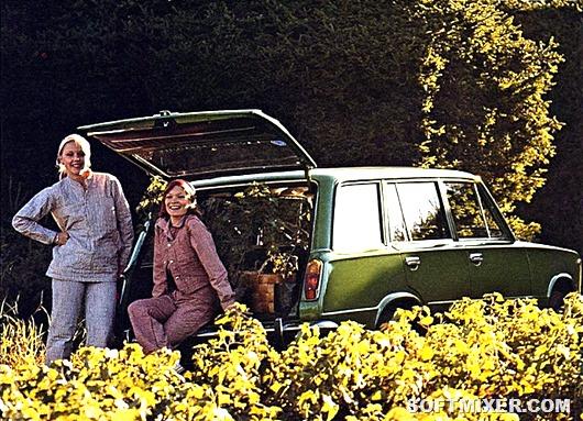 ВАЗ 2102 - мечта советского дачника