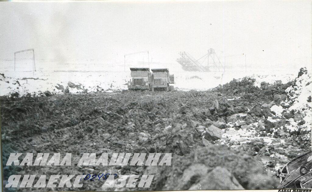 Как американские самосвалы International сломались на испытаниях в СССР авто и мото,прошлый век,СССР