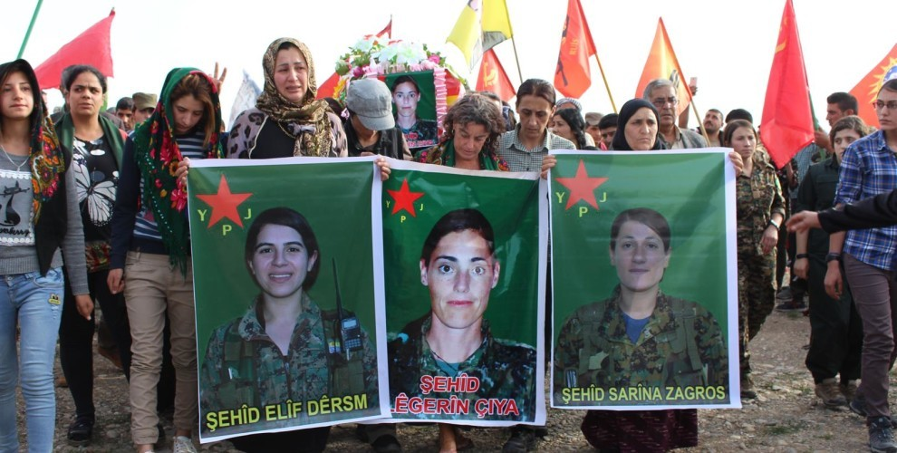 Сирийский Курдистан: от «Оливковой Ветви» к «Fallen state»