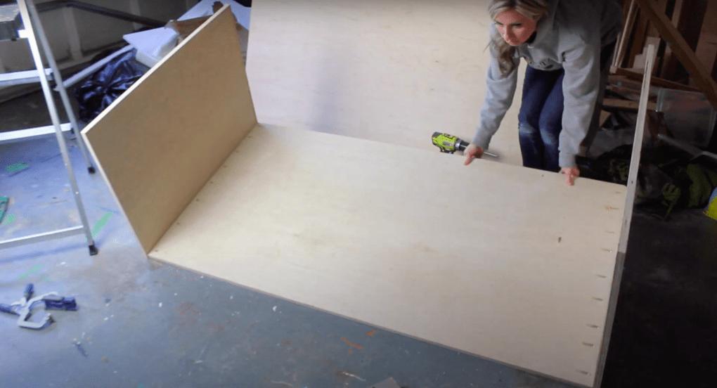 Вторая креативная жизнь детского матраса: отличный и удобный топчан интерьер,переделки,своими руками,сделай сам