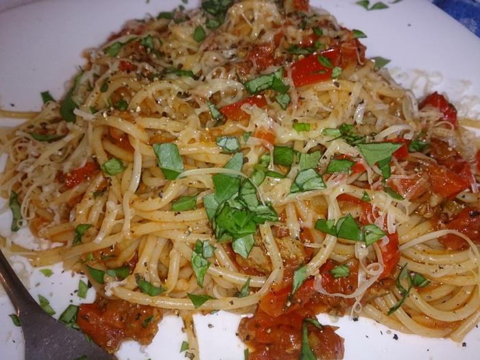 Классика на кухне Спагетти Болоньезе