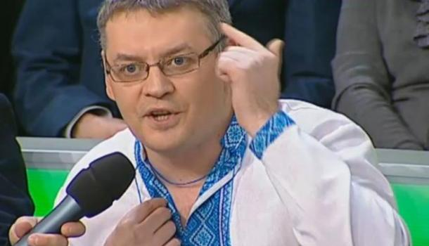«Меня били ногами по лицу, одна нога была женская»: пострадавший в эфире Норкина украинский эксперт поделился впечатлениями