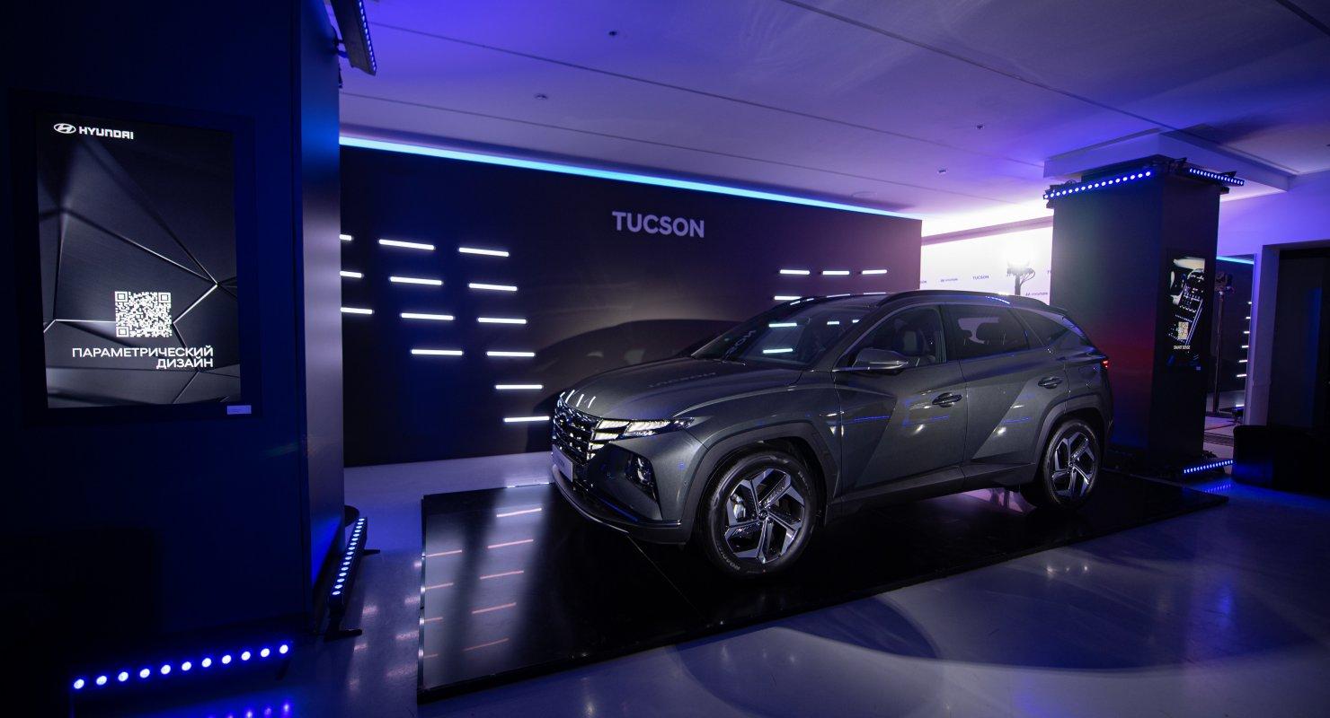 В России представлен новый кроссовер Hyundai Tucson Автомобили