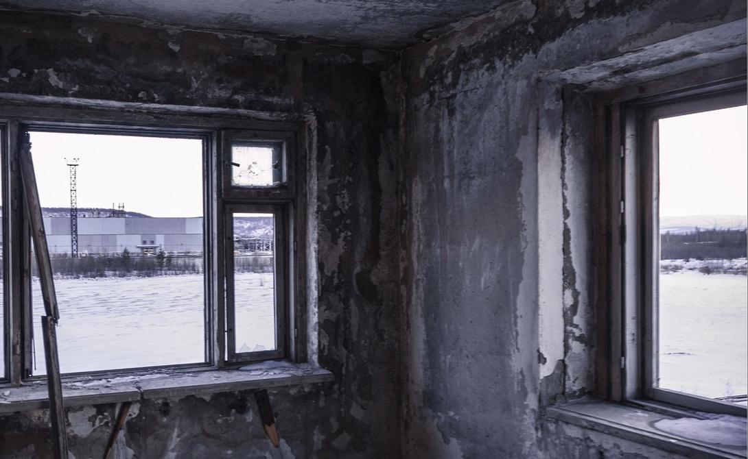 Призраки СССР: заброшенные объекты по всей стране