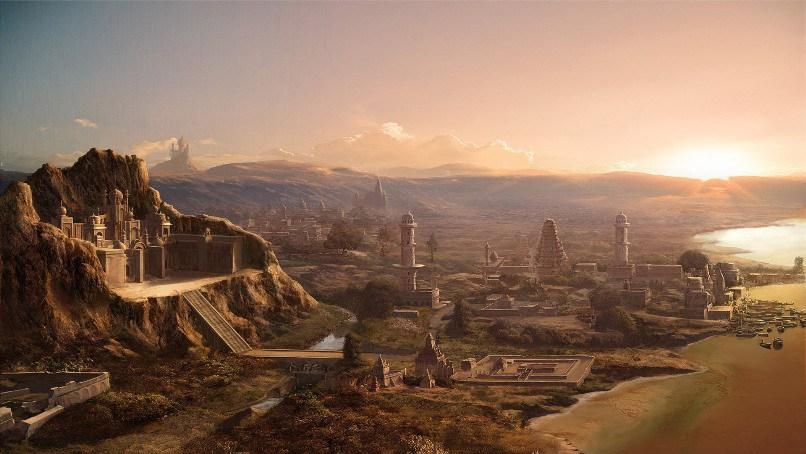 10 забытых древних цивилизаций, о которых умолчали учебники истории