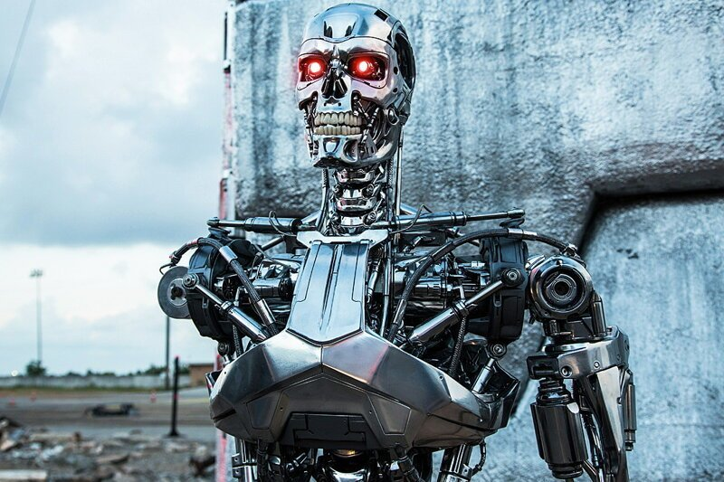 1. Люди = роботы америка, иммигранты, интересное, мнение
