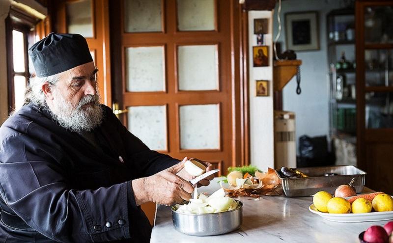 едят ли монахи мясо