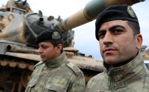 Эрдоган развязывает новую войну в Сирии