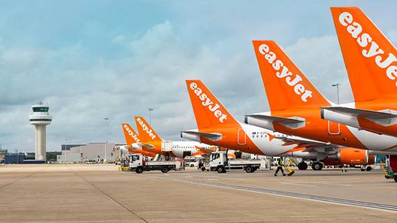 Авиакомпания EasyJet раскритиковала правительство Великобритании за «сбивающие с толку» сообщения о поездках