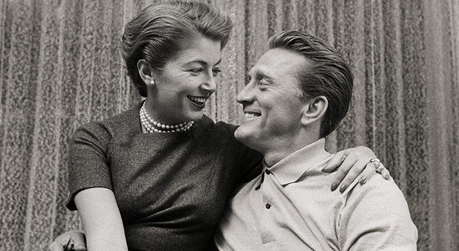 Любовь на всю жизнь: история 103-летнего Кирка Дугласа и и его жены Энн Байденс