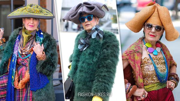 67-летняя женщина создает эпатажные шляпки, от которых все без ума