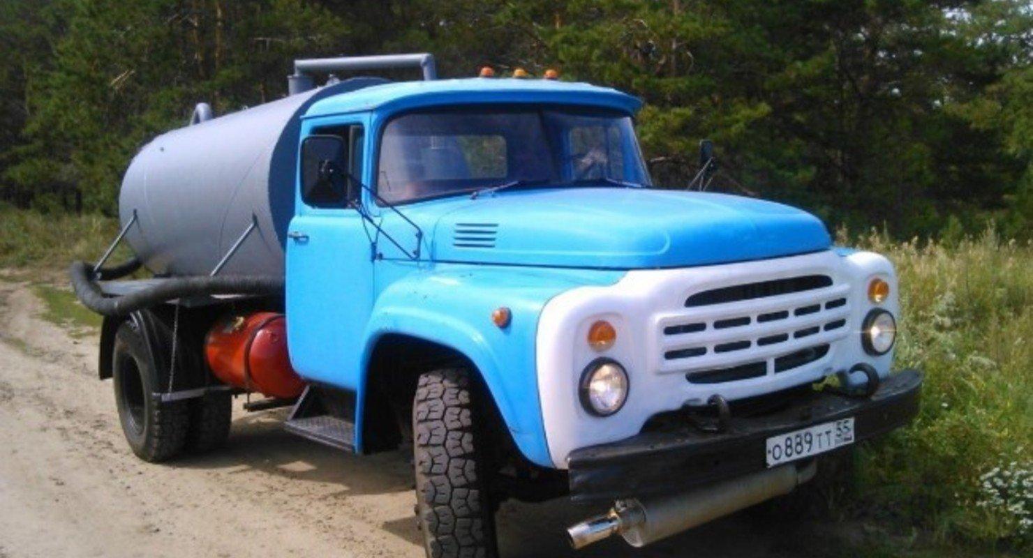Почему первые ЗИЛы получили голубой цвет Автомобили