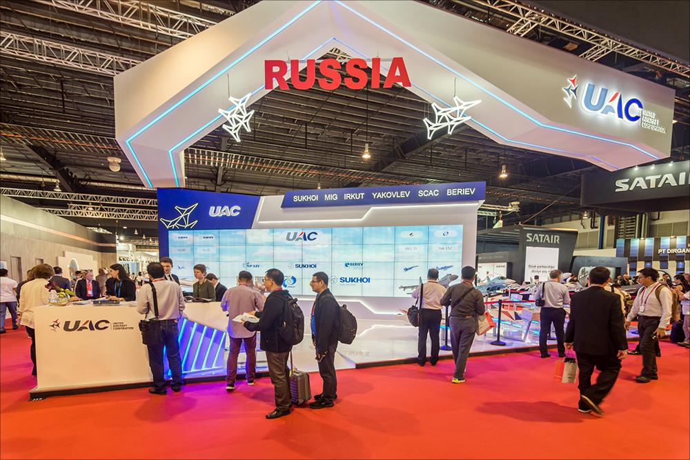 Чем запомнится Singapore Airshow 2018 для России