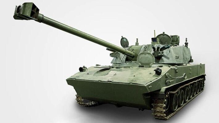 Перспективное самоходное артиллерийское ноу-хау «Лотос» превратится в объект зависти США