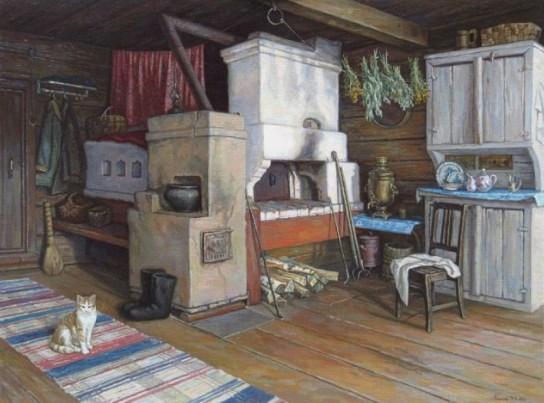 «Домовой» — Тёплый и светлый рассказ, в нем тепло и человеческое добро.