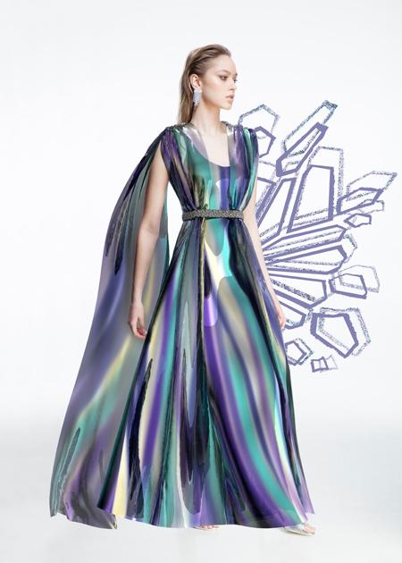 От digital-одежды до астрологических украшений: лукбуки новых коллекций Мода,Новости моды