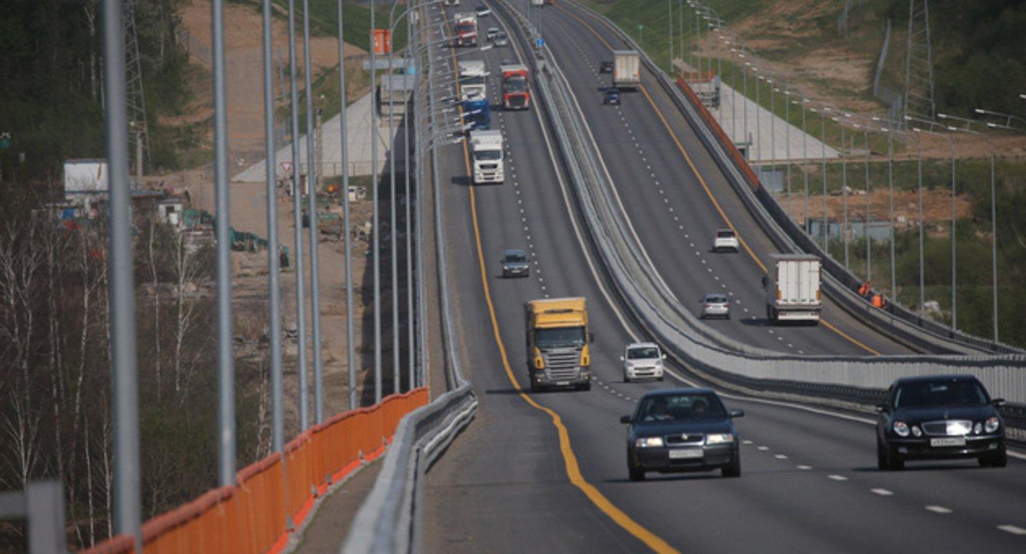 Автомобилисты из Владимирской области не оплачивают проезд по ЦКАД Автомобили