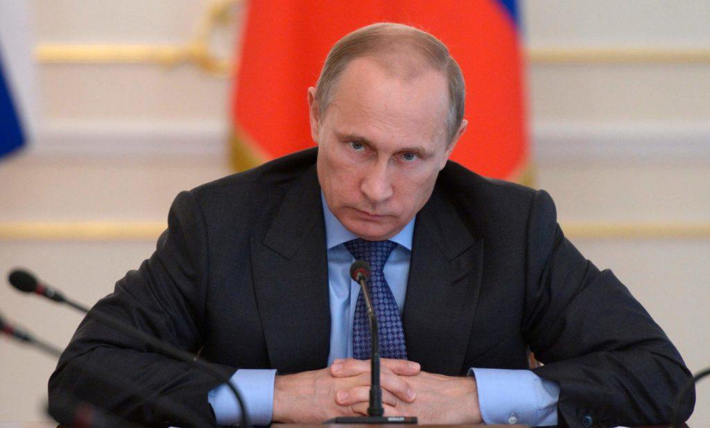 Когда Путин ругается, то у П…