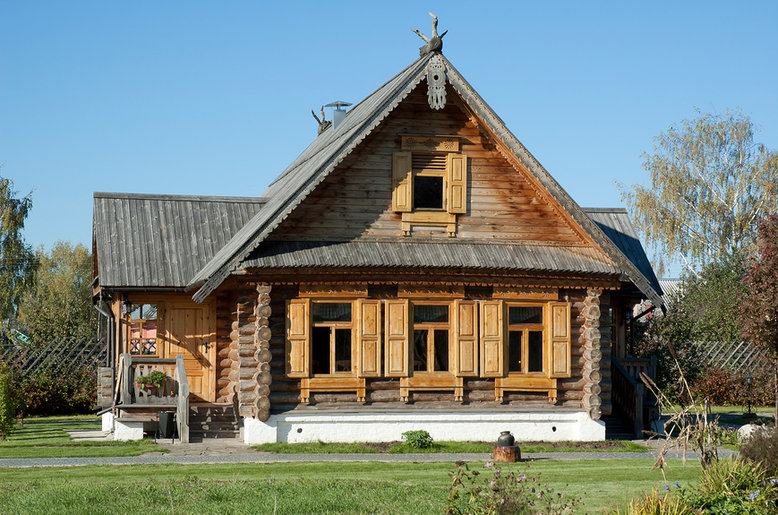 Факты и мифы о деревянных домах