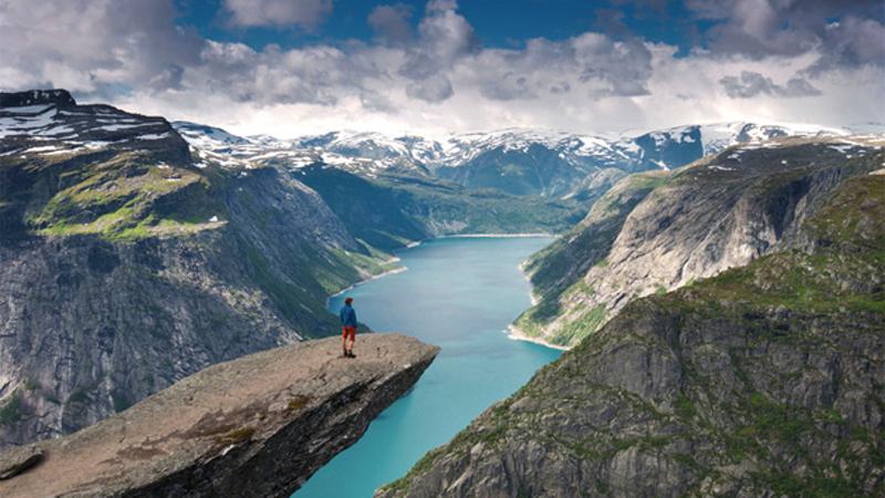 8 самых опасных и самых красивых мест мира