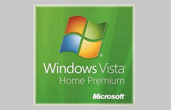 ПО Microsoft Windows Vista.