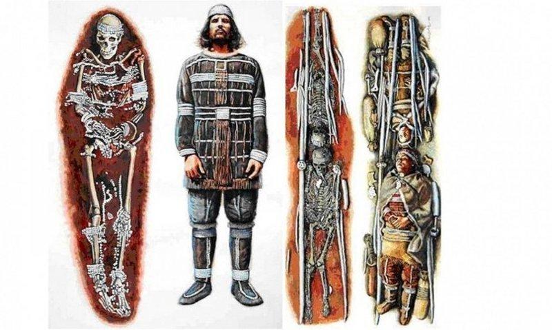 Сунгирь. Русь 25000 лет назад