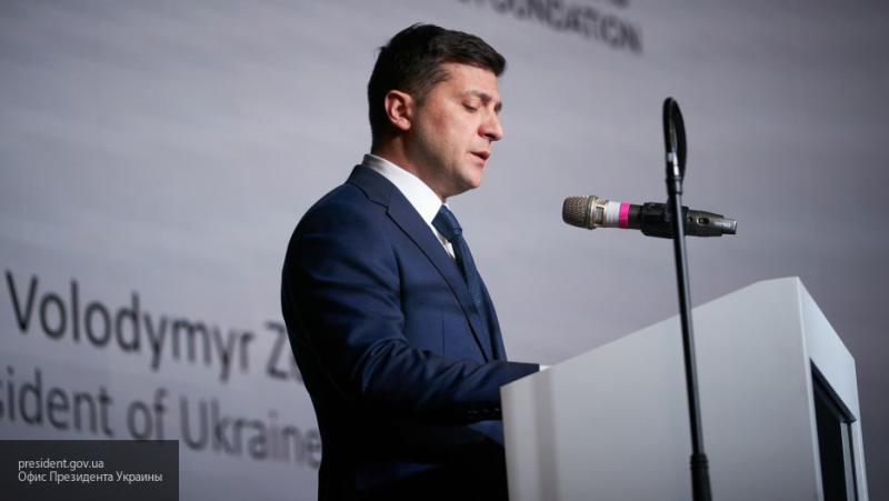 Зеленский выдвинул ультиматум России по Донбассу
