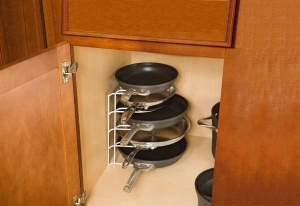 как хранить посуду
