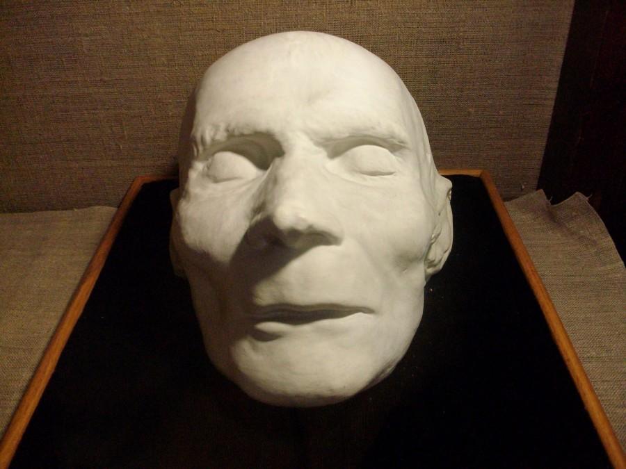 Посмертная маска Суворова
