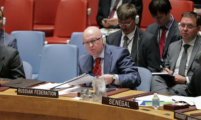 Небензя рассказал, как поступит Россия в случае провокации в Венесуэле