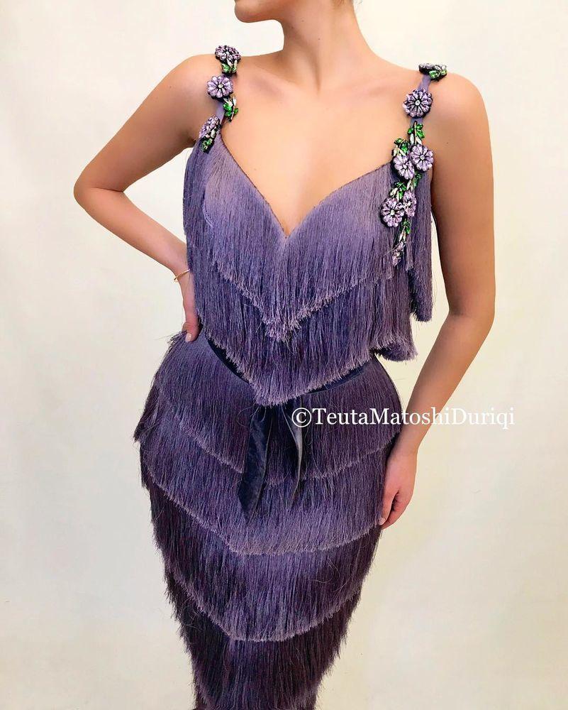 Непростой путь к мечте Теуты Матоши 20+ сказочных платьев бренда euta atoshi, фото № 18