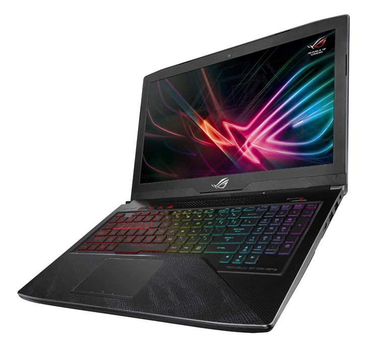 Дебют ноутбуков ASUS ROG Strix Hero Edition и Strix SCAR Edition нового поколения