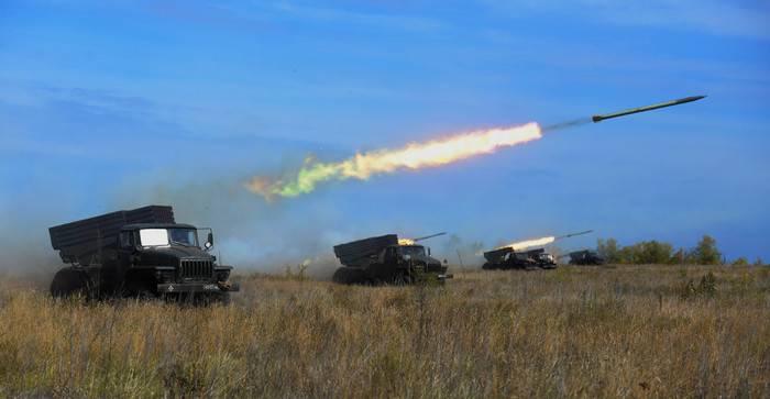 Более 500 артиллеристов ЦВО провели боевые стрельбы в Оренбуржье