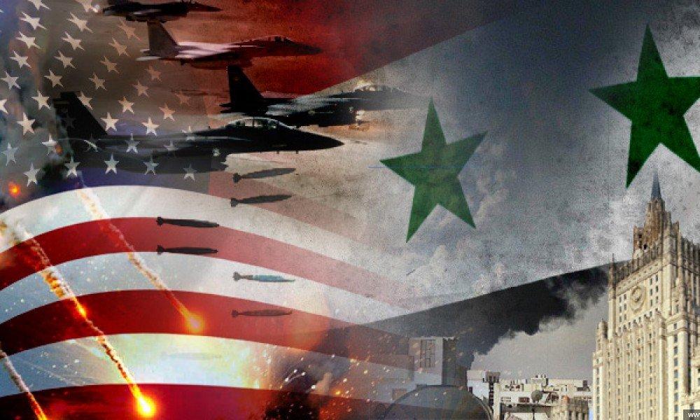 «Всё это блеф»: На Украине назвали настоящую причину удара США по Сирии