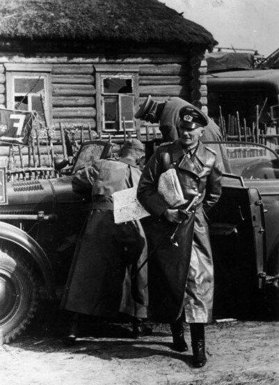 Реальные потери немцев в операции «Барбаросса»  история
