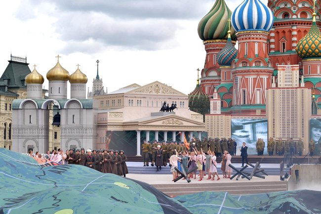 Почему День Москвы напоминает пир во время чумы