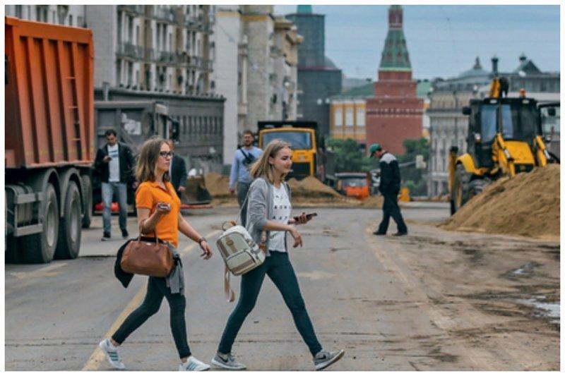 Вот зачем Собянин копает улицы Москвы