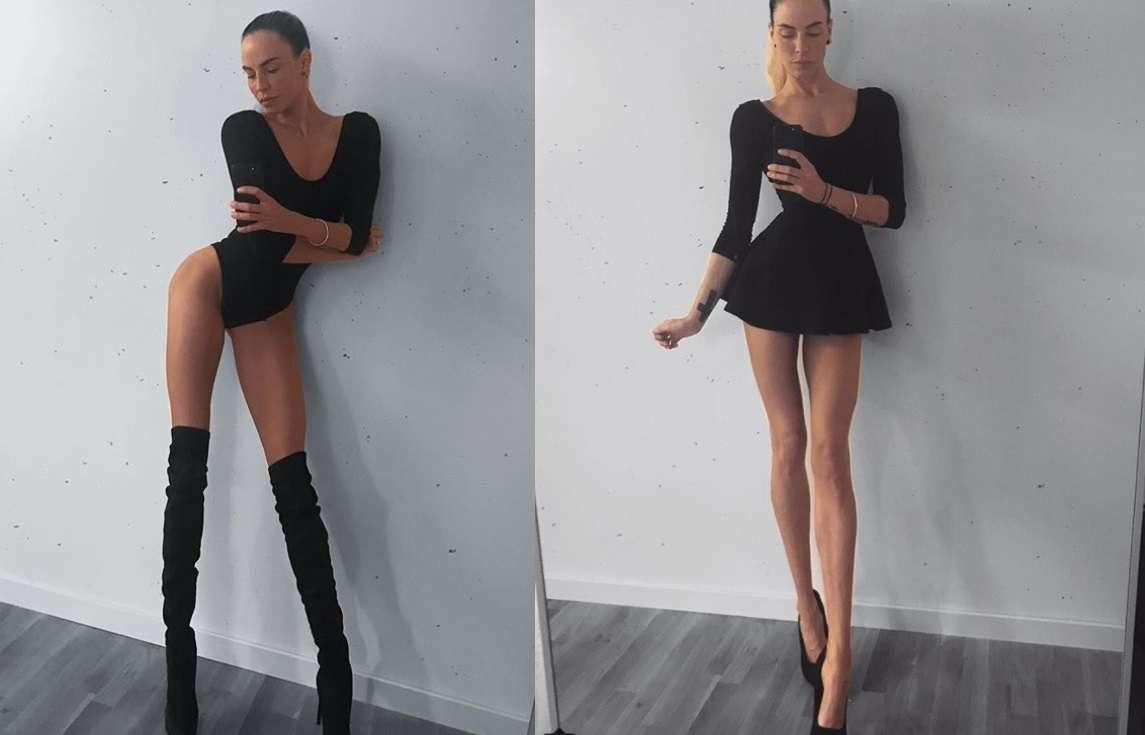 фото твои с длинными ногами том