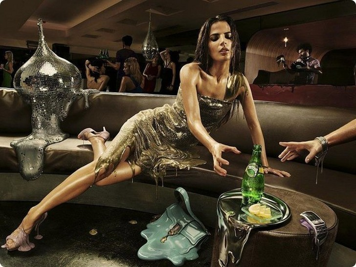 Про пьяных и игривых женщин