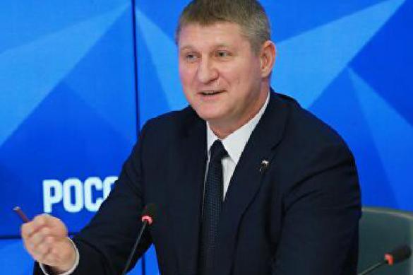 Депутат ГД предложил ввести санкции против Украины за шпионаж в Крыму Политика