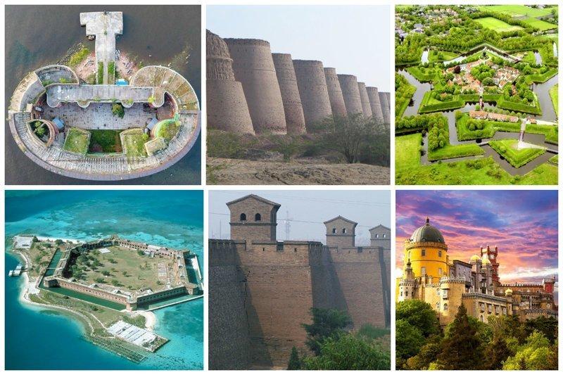 Зачарованные замки и крепости, где можно спрятаться в случае апокалипсиса