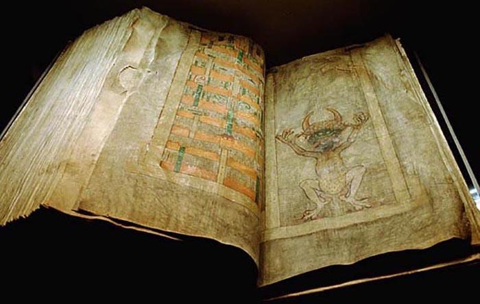 Тайны «Библии дьявола»: Как в книге бенедиктинцев оказался странный рисунок