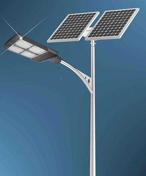 Освещение двора на солнечных батареях: виды устройств, преимущества, принцип их работы советы