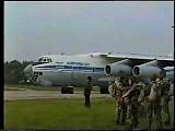 1997 06 26 Десантирование Ил 76